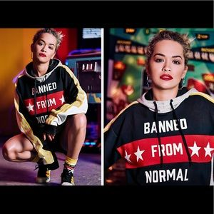 Rita Ora X Adidas Originals Banned From Normal
